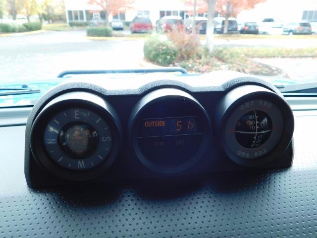 2007 Toyota FJ Cruiser 4WD V6 4.0L / DIFF LOCK / MOON ROOF / LIFTED !! - Photo 40 - Portland, OR 97217