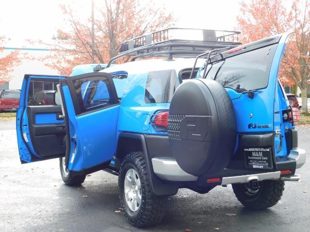 2007 Toyota FJ Cruiser 4WD V6 4.0L / DIFF LOCK / MOON ROOF / LIFTED !! - Photo 25 - Portland, OR 97217