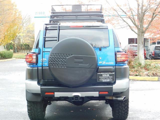2007 Toyota FJ Cruiser 4WD V6 4.0L / DIFF LOCK / MOON ROOF / LIFTED !! - Photo 7 - Portland, OR 97217