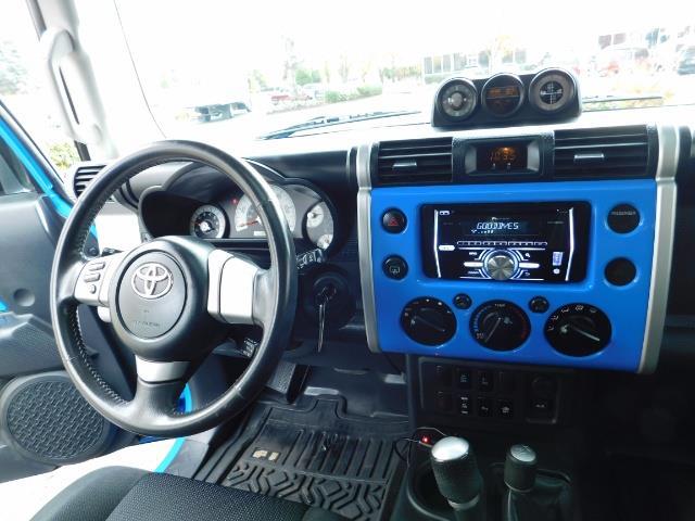 2007 Toyota FJ Cruiser 4WD V6 4.0L / DIFF LOCK / MOON ROOF / LIFTED !! - Photo 35 - Portland, OR 97217