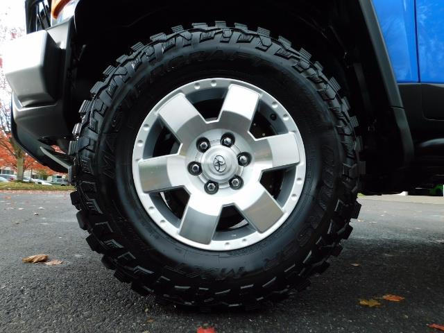 2007 Toyota FJ Cruiser 4WD V6 4.0L / DIFF LOCK / MOON ROOF / LIFTED !! - Photo 42 - Portland, OR 97217
