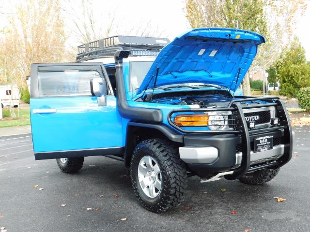 2007 Toyota FJ Cruiser 4WD V6 4.0L / DIFF LOCK / MOON ROOF / LIFTED !! - Photo 28 - Portland, OR 97217