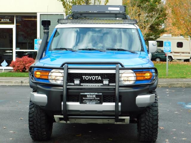 2007 Toyota FJ Cruiser 4WD V6 4.0L / DIFF LOCK / MOON ROOF / LIFTED !! - Photo 5 - Portland, OR 97217