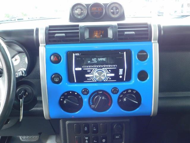 2007 Toyota FJ Cruiser 4WD V6 4.0L / DIFF LOCK / MOON ROOF / LIFTED !! - Photo 20 - Portland, OR 97217