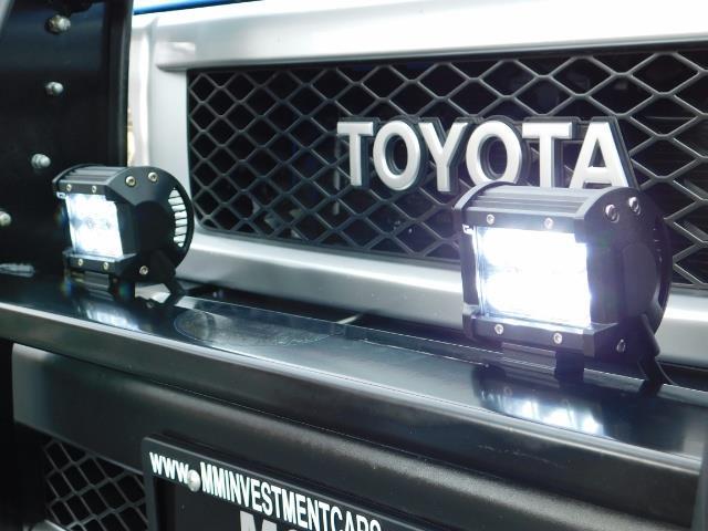 2007 Toyota FJ Cruiser 4WD V6 4.0L / DIFF LOCK / MOON ROOF / LIFTED !! - Photo 47 - Portland, OR 97217