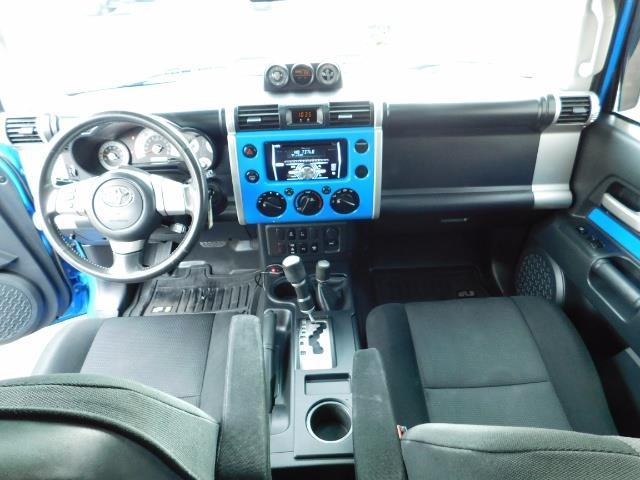 2007 Toyota FJ Cruiser 4WD V6 4.0L / DIFF LOCK / MOON ROOF / LIFTED !! - Photo 19 - Portland, OR 97217