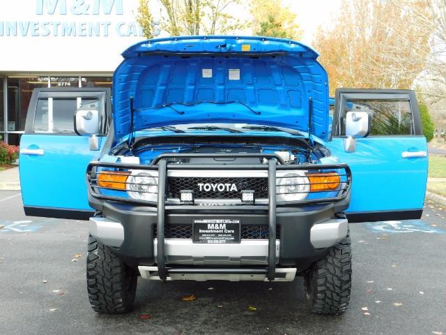 2007 Toyota FJ Cruiser 4WD V6 4.0L / DIFF LOCK / MOON ROOF / LIFTED !! - Photo 29 - Portland, OR 97217