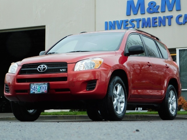 2012 Toyota RAV4 AWD 1-Owner 66,586 Miles Brand New Tires Excl Cond - Photo 1 - Portland, OR 97217