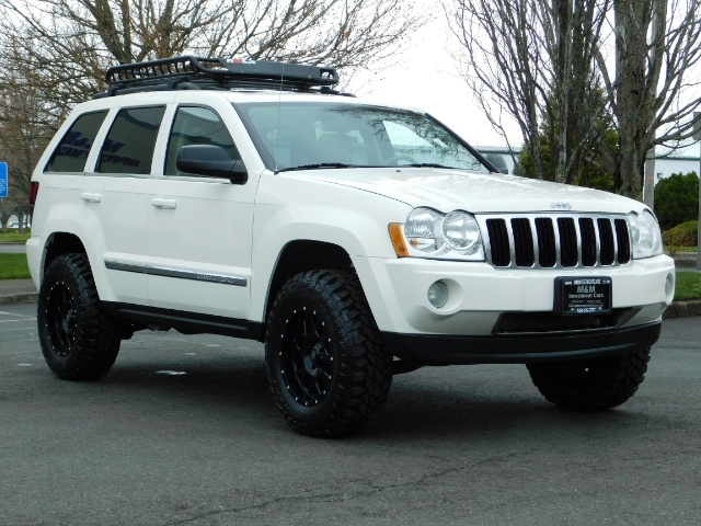 2006 jeep grand cherokee limited hemi