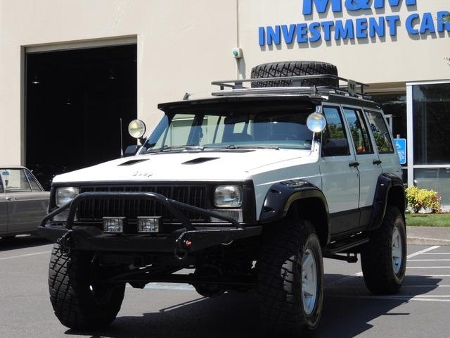 Jeep cherokee 4. 0 litre manual 5 speed clutch repair youtube.