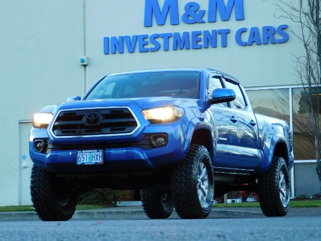 """2016 Toyota Tacoma Double Cab 4WD 1-Owner LIFTED 33 """"MUD FactroyWarnty - Photo 51 - Portland, OR 97217"""