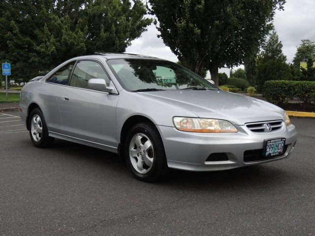 2001 honda accord ex coupe 4 cyl automatic leather moon roof 2001 honda accord ex coupe 4 cyl