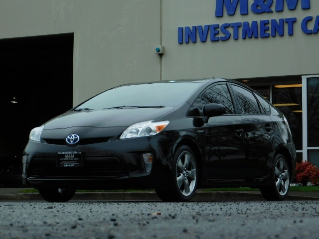 2013 Toyota Prius Persona Series SE / Leather / Navigation / Excel C - Photo 44 - Portland, OR 97217