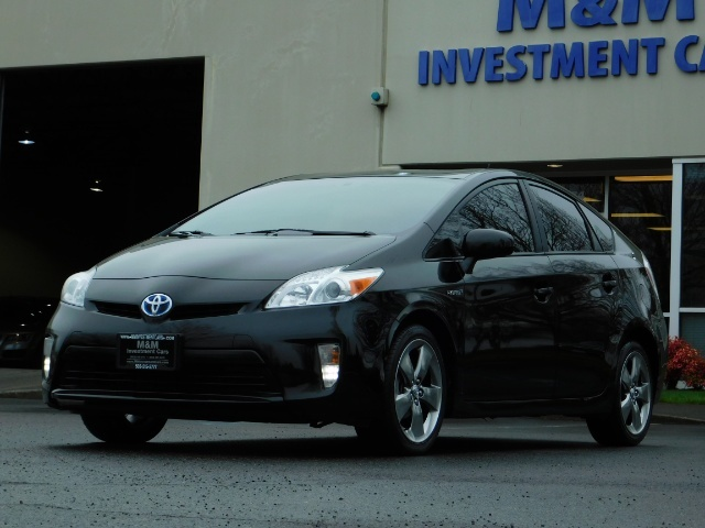 2013 Toyota Prius Persona Series SE / Leather / Navigation / Excel C - Photo 46 - Portland, OR 97217
