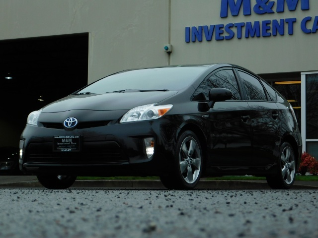 2013 Toyota Prius Persona Series SE / Leather / Navigation / Excel C - Photo 45 - Portland, OR 97217