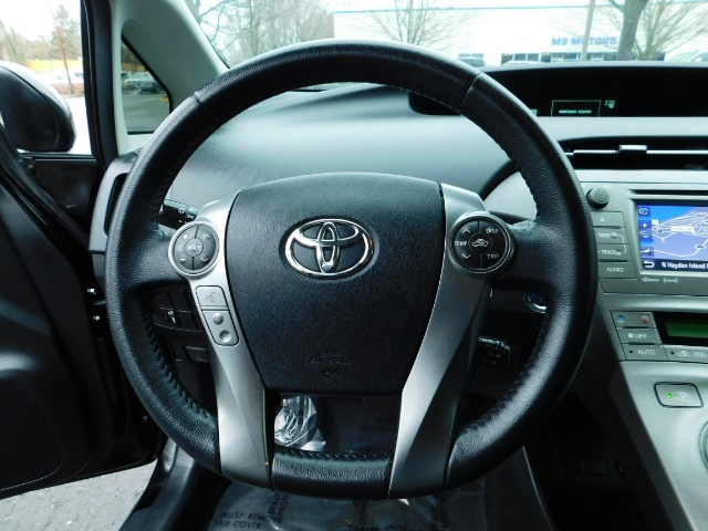 2013 Toyota Prius Persona Series SE / Leather / Navigation / Excel C - Photo 39 - Portland, OR 97217
