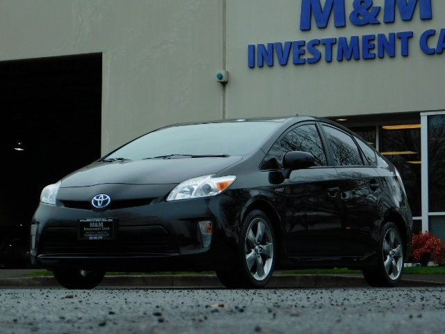 2013 Toyota Prius Persona Series SE / Leather / Navigation / Excel C - Photo 49 - Portland, OR 97217