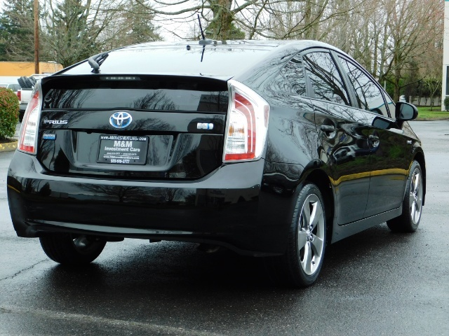 2013 Toyota Prius Persona Series SE / Leather / Navigation / Excel C - Photo 7 - Portland, OR 97217
