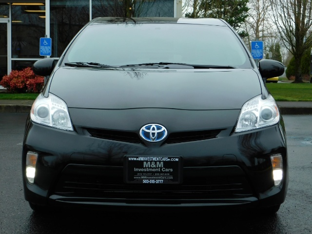 2013 Toyota Prius Persona Series SE / Leather / Navigation / Excel C - Photo 5 - Portland, OR 97217