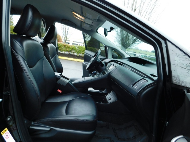 2013 Toyota Prius Persona Series SE / Leather / Navigation / Excel C - Photo 17 - Portland, OR 97217