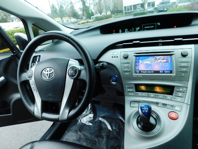 2013 Toyota Prius Persona Series SE / Leather / Navigation / Excel C - Photo 20 - Portland, OR 97217