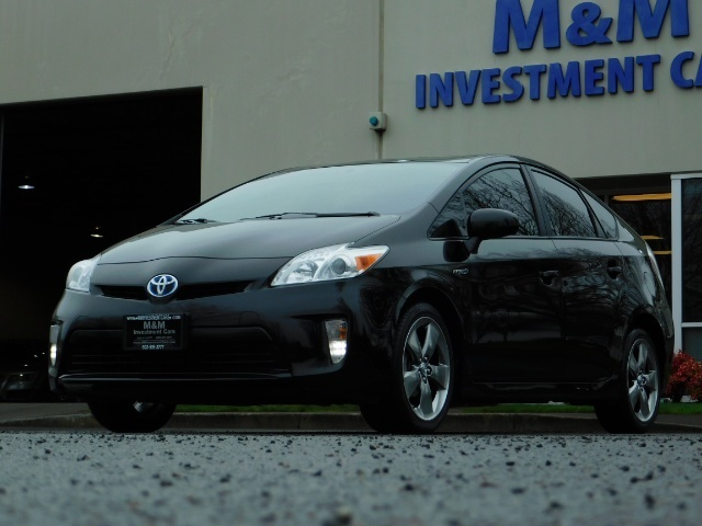 2013 Toyota Prius Persona Series SE / Leather / Navigation / Excel C - Photo 43 - Portland, OR 97217