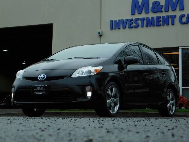 2013 Toyota Prius Persona Series SE / Leather / Navigation / Excel C - Photo 48 - Portland, OR 97217