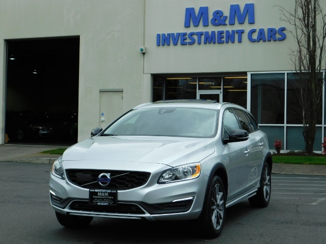 2017 Volvo V60 Cross Country T5 Premier / Cross Country / V60 / AWD / 1-OWNER - Photo 47 - Portland, OR 97217