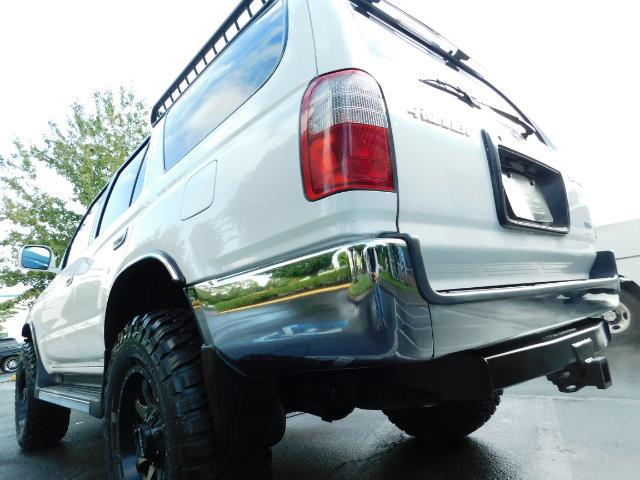 2000 Toyota 4Runner 4X4 / 3.4L V6 / LIFTED / 1-OWNER / 109,000 MILES ! - Photo 11 - Portland, OR 97217