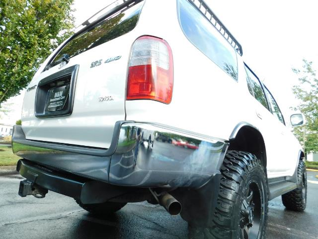 2000 Toyota 4Runner 4X4 / 3.4L V6 / LIFTED / 1-OWNER / 109,000 MILES ! - Photo 12 - Portland, OR 97217