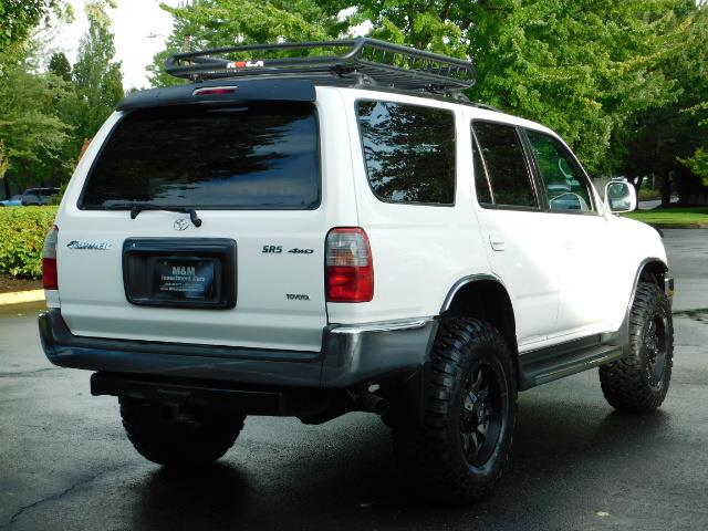 2000 Toyota 4Runner 4X4 / 3.4L V6 / LIFTED / 1-OWNER / 109,000 MILES ! - Photo 8 - Portland, OR 97217