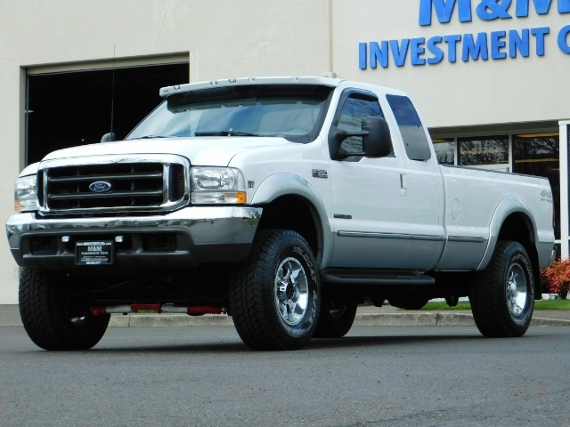 1999 Ford F-350 1-TON / 4X4 / LONG BED / 7.3 L DIESEL / LOW MILES - Photo 1 - Portland, OR 97217