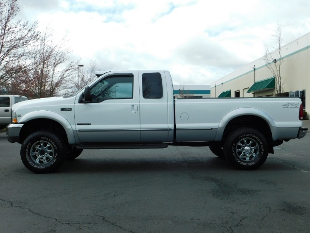 1999 Ford F-350 1-TON / 4X4 / LONG BED / 7.3 L DIESEL / LOW MILES - Photo 3 - Portland, OR 97217
