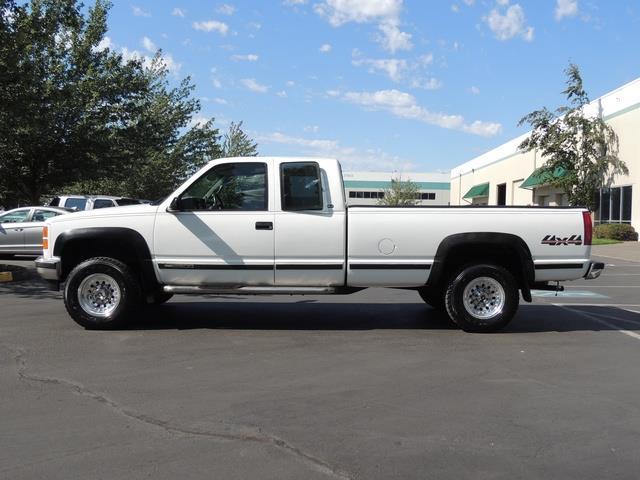 1997 gmc 2500 4x4