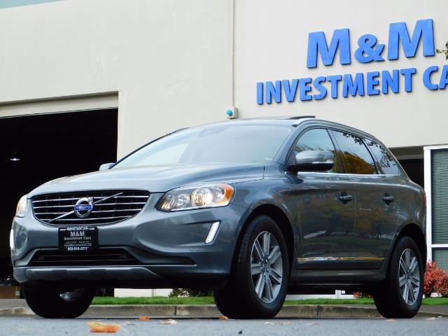 2017 Volvo XC60 T5 Inscription / AWD/ BLIS / Navi / Backup / Pano - Photo 43 - Portland, OR 97217