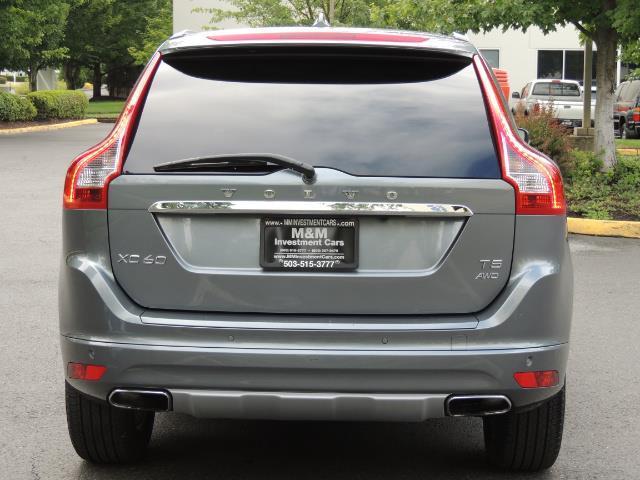 2017 Volvo XC60 T5 Inscription / AWD/ BLIS / Navi / Backup / Pano - Photo 52 - Portland, OR 97217