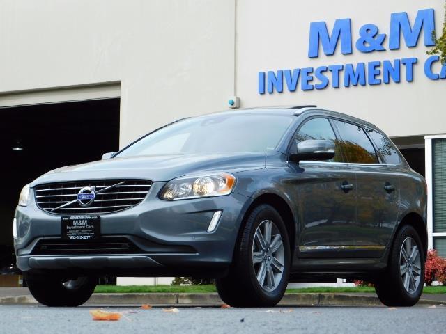 2017 Volvo XC60 T5 Inscription / AWD/ BLIS / Navi / Backup / Pano - Photo 1 - Portland, OR 97217