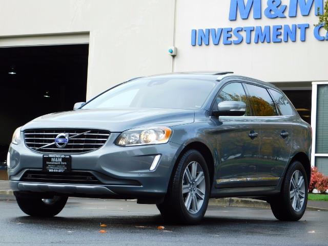 2017 Volvo XC60 T5 Inscription / AWD/ BLIS / Navi / Backup / Pano - Photo 46 - Portland, OR 97217