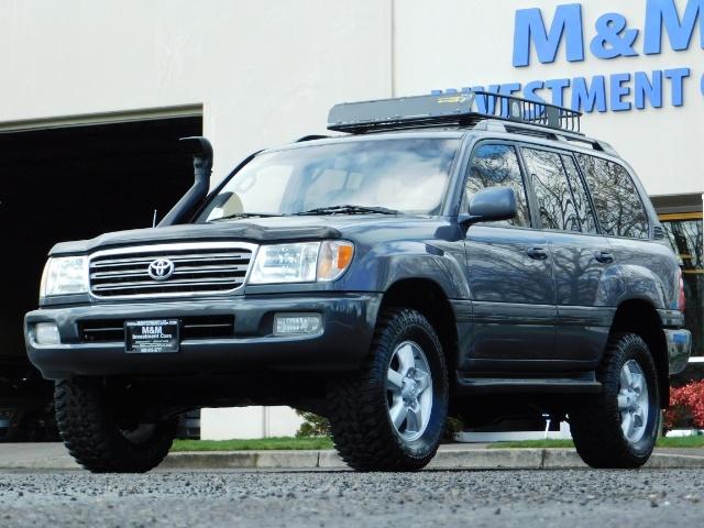 "2003 Toyota Land Cruiser 4WD Brad ARB LIFT 33 "" Mud TIMING BELT DONE - Photo 51 - Portland, OR 97217"