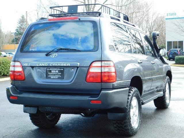 "2003 Toyota Land Cruiser 4WD Brad ARB LIFT 33 "" Mud TIMING BELT DONE - Photo 8 - Portland, OR 97217"