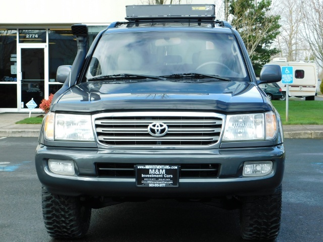 "2003 Toyota Land Cruiser 4WD Brad ARB LIFT 33 "" Mud TIMING BELT DONE - Photo 5 - Portland, OR 97217"