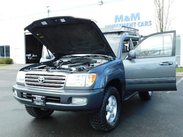 "2003 Toyota Land Cruiser 4WD Brad ARB LIFT 33 "" Mud TIMING BELT DONE - Photo 29 - Portland, OR 97217"