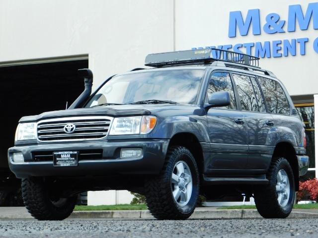 "2003 Toyota Land Cruiser 4WD Brad ARB LIFT 33 "" Mud TIMING BELT DONE - Photo 49 - Portland, OR 97217"