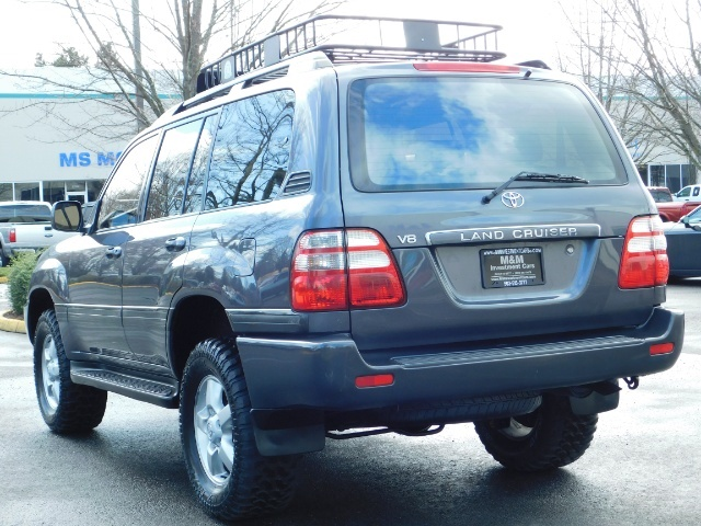 "2003 Toyota Land Cruiser 4WD Brad ARB LIFT 33 "" Mud TIMING BELT DONE - Photo 7 - Portland, OR 97217"