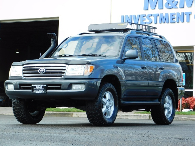 "2003 Toyota Land Cruiser 4WD Brad ARB LIFT 33 "" Mud TIMING BELT DONE - Photo 1 - Portland, OR 97217"