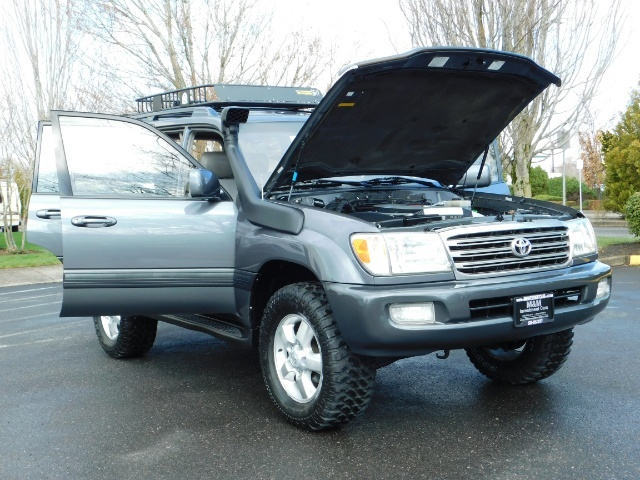 "2003 Toyota Land Cruiser 4WD Brad ARB LIFT 33 "" Mud TIMING BELT DONE - Photo 36 - Portland, OR 97217"