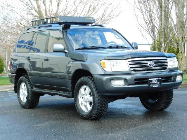 "2003 Toyota Land Cruiser 4WD Brad ARB LIFT 33 "" Mud TIMING BELT DONE - Photo 2 - Portland, OR 97217"