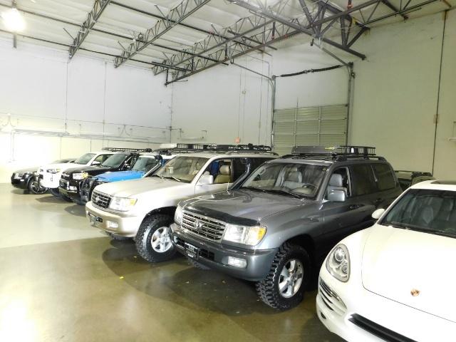 "2003 Toyota Land Cruiser 4WD Brad ARB LIFT 33 "" Mud TIMING BELT DONE - Photo 24 - Portland, OR 97217"