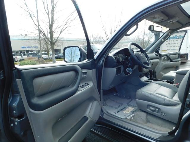 "2003 Toyota Land Cruiser 4WD Brad ARB LIFT 33 "" Mud TIMING BELT DONE - Photo 25 - Portland, OR 97217"