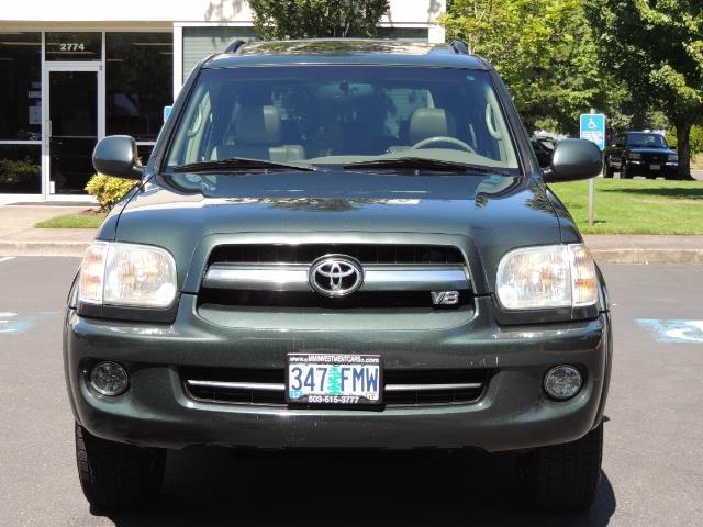 2006 Toyota Sequoia LIMITED 4X4 / 8 SEATS NAVi DVD / FRESH TIMING BELT - Photo 56 - Portland, OR 97217